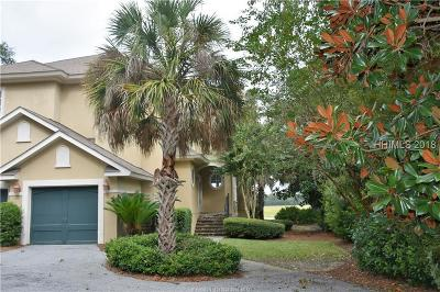 Hilton Head Island Single Family Home For Sale: 26 Jonesville Road