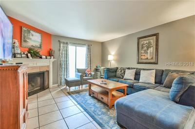 Hilton Head Island Condo/Townhouse For Sale: 155 Dillon Road #2213