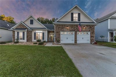 Bluffton Single Family Home For Sale: 27 Trail Ridge Retreat