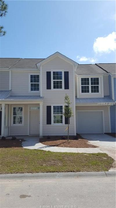 Beaufort County Single Family Home For Sale: 232 Plumgrass Way