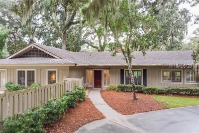 Hilton Head Island Single Family Home For Sale: 38 Woodbine Place
