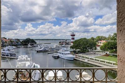 Hilton Head Island Condo/Townhouse For Sale: 2 Lighthouse Lane #862