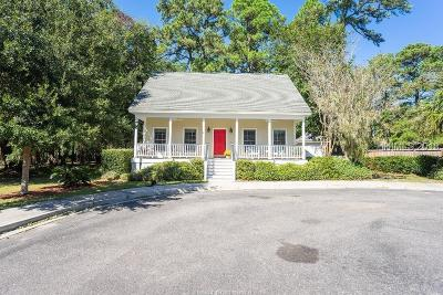 Beaufort Single Family Home For Sale: 2 Petigru Drive