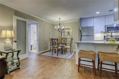 Hilton Head Island Condo/Townhouse For Sale: 141 Lamotte Drive #C6