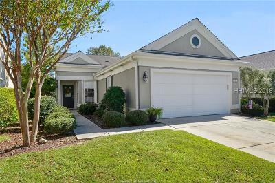 Bluffton Single Family Home For Sale: 15 Plum Court