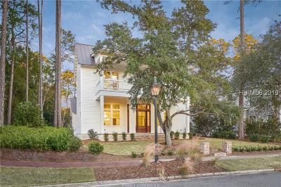Beaufort County Single Family Home For Sale: 65 Hearth Street