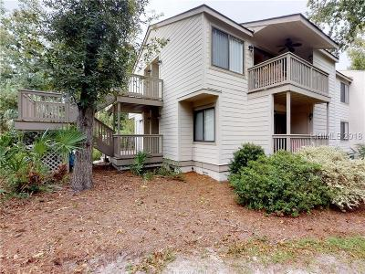 Hilton Head Island Condo/Townhouse For Sale: 125 Cordillo Parkway #54