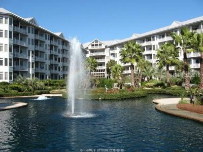 Hilton Head Island Condo/Townhouse For Sale: 10 N Forest Beach Drive #2115