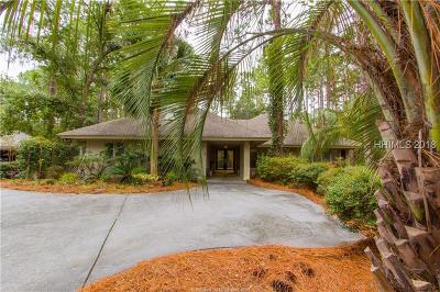 Hilton Head Island Single Family Home For Sale: 4 Maplewood Court