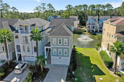 Hilton Head Island Single Family Home For Sale: 118 Sandcastle Court