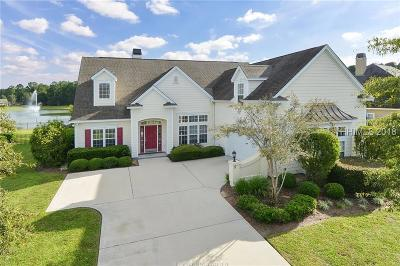 Beaufort County Single Family Home For Sale: 17 Bainbridge Way