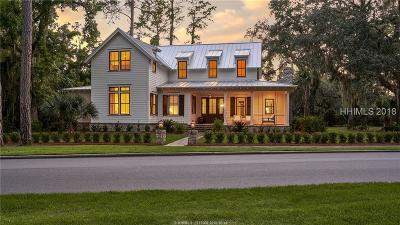 Beaufort County Single Family Home For Sale: 424 Mount Pelia Road