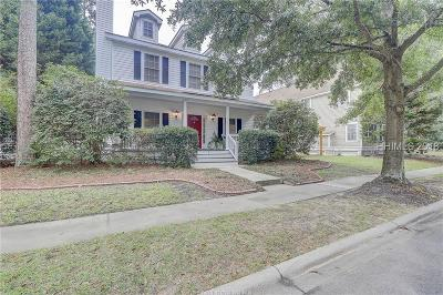 Bluffton Single Family Home For Sale: 4 Regent Avenue