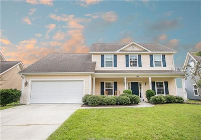 Bluffton SC Single Family Home For Sale: $369,900