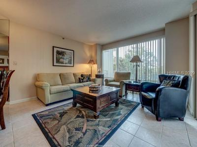 Hilton Head Island Condo/Townhouse For Sale: 1 Ocean Lane #3227