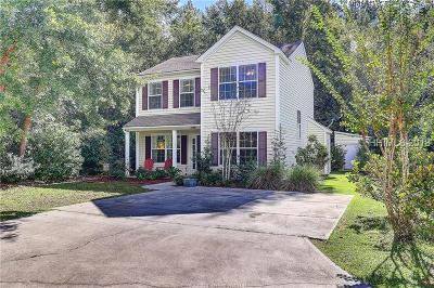 Bluffton SC Single Family Home For Sale: $194,900
