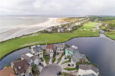 Fripp Island Single Family Home For Sale: 361 Ocean Point Drive