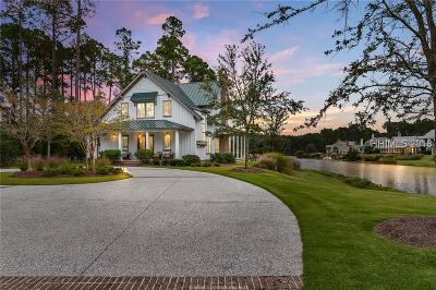 Bluffton SC Single Family Home For Sale: $2,245,000