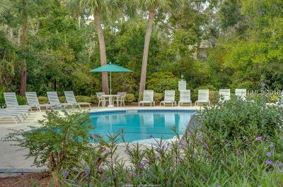 Hilton Head Island Condo/Townhouse For Sale: 34 S Forest Beach Drive #10A