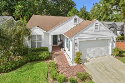 Bluffton Single Family Home For Sale: 7 Lake Somerset Circle