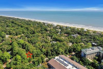 Hilton Head Island Single Family Home For Sale: 7 Bittern Street