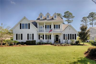 Hampton Hall Single Family Home For Sale: 95 Hampton Hall Blvd
