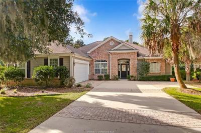 Bluffton Single Family Home For Sale: 25 St Simons Drive