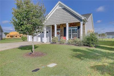 Hardeeville Single Family Home For Sale: 192 Regiment Street