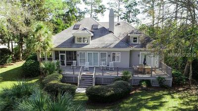 Hilton Head Island Single Family Home For Sale: 43 Wexford Club Drive