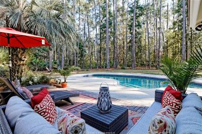 Hilton Head Island Single Family Home For Sale: 4 Lenora Drive