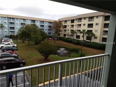 Hilton Head Island Condo/Townhouse For Sale: 663 William Hilton Parkway #3201