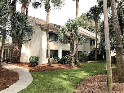 Hilton Head Island Condo/Townhouse For Sale: 25 Deallyon Avenue #119