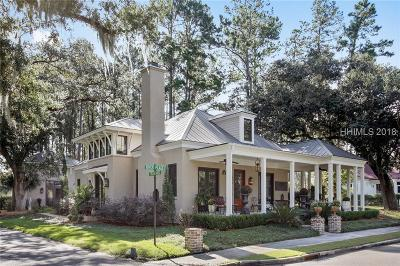Beaufort Single Family Home For Sale: 72 River Place
