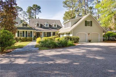 Moss Creek Single Family Home For Sale: 32 Saw Timber Drive