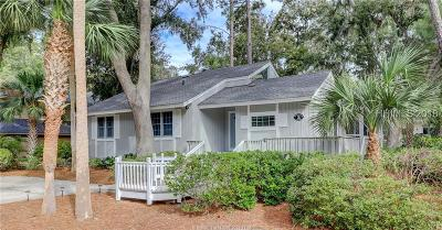 Hilton Head Island Single Family Home For Sale: 2 Sutherland Court