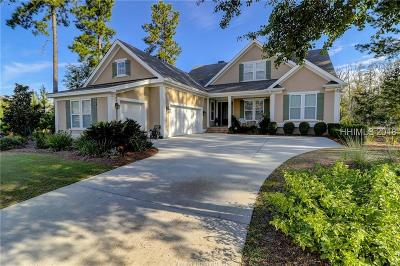 Bluffton SC Single Family Home For Sale: $749,900