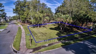 Hilton Head Island Residential Lots & Land For Sale: 11 Percheron Lane