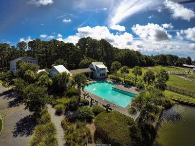 Hilton Head Island Residential Lots & Land For Sale: 14 Welsh Pony Lane
