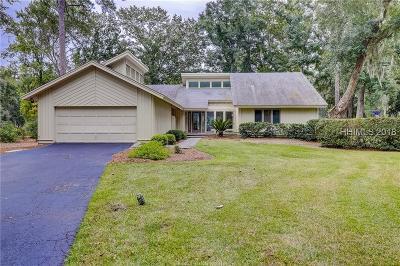 Moss Creek Single Family Home For Sale: 14 Button Bush Lane