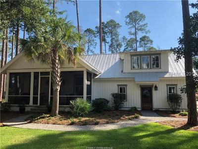 Bluffton Single Family Home For Sale: 134 Thoms Creek Street