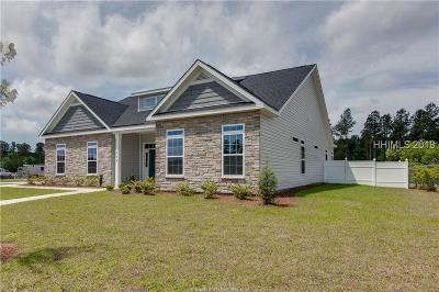 Jasper County Single Family Home For Sale: 123 Stillhaven Circle