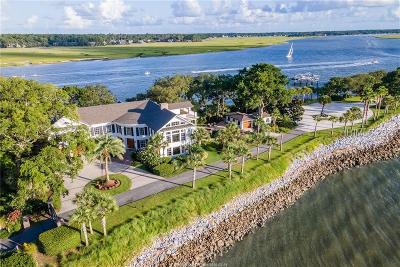 Hilton Head Island Single Family Home For Sale: 82 Brams Point Rd