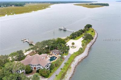Hilton Head Island Residential Lots & Land For Sale: 83 Brams Point Rd