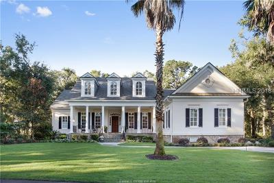 Colleton River Single Family Home For Sale: 33 Magnolia Blossom Drive