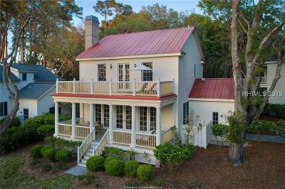Daufuskie Island Single Family Home For Sale: 11 River Place Crossing