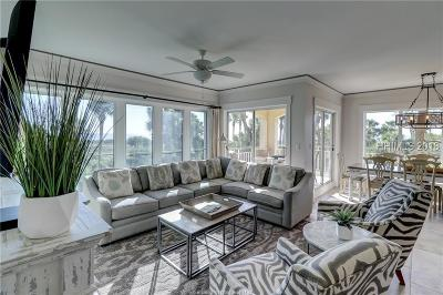 Hilton Head Island Condo/Townhouse For Sale: 65 Ocean Lane #108
