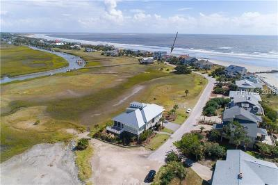 Fripp Island Single Family Home For Sale: 496 SE Tarpon Boulevard