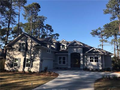 Palmetto Hall Single Family Home For Sale: 24 Lenox Lane