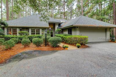 Hilton Head Island Single Family Home For Sale: 2 White Tail Deer Lane