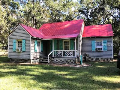 Daufuskie Island Single Family Home For Sale: 56 Martinangele Road